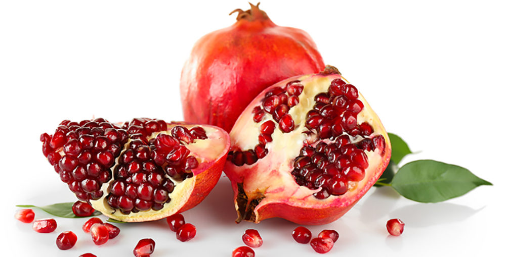 pomegranate seeds in ProstaGenix Prostate Supplement